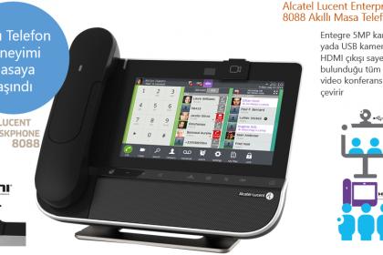 Alcatel Lucent 8088 Masa Telefonu