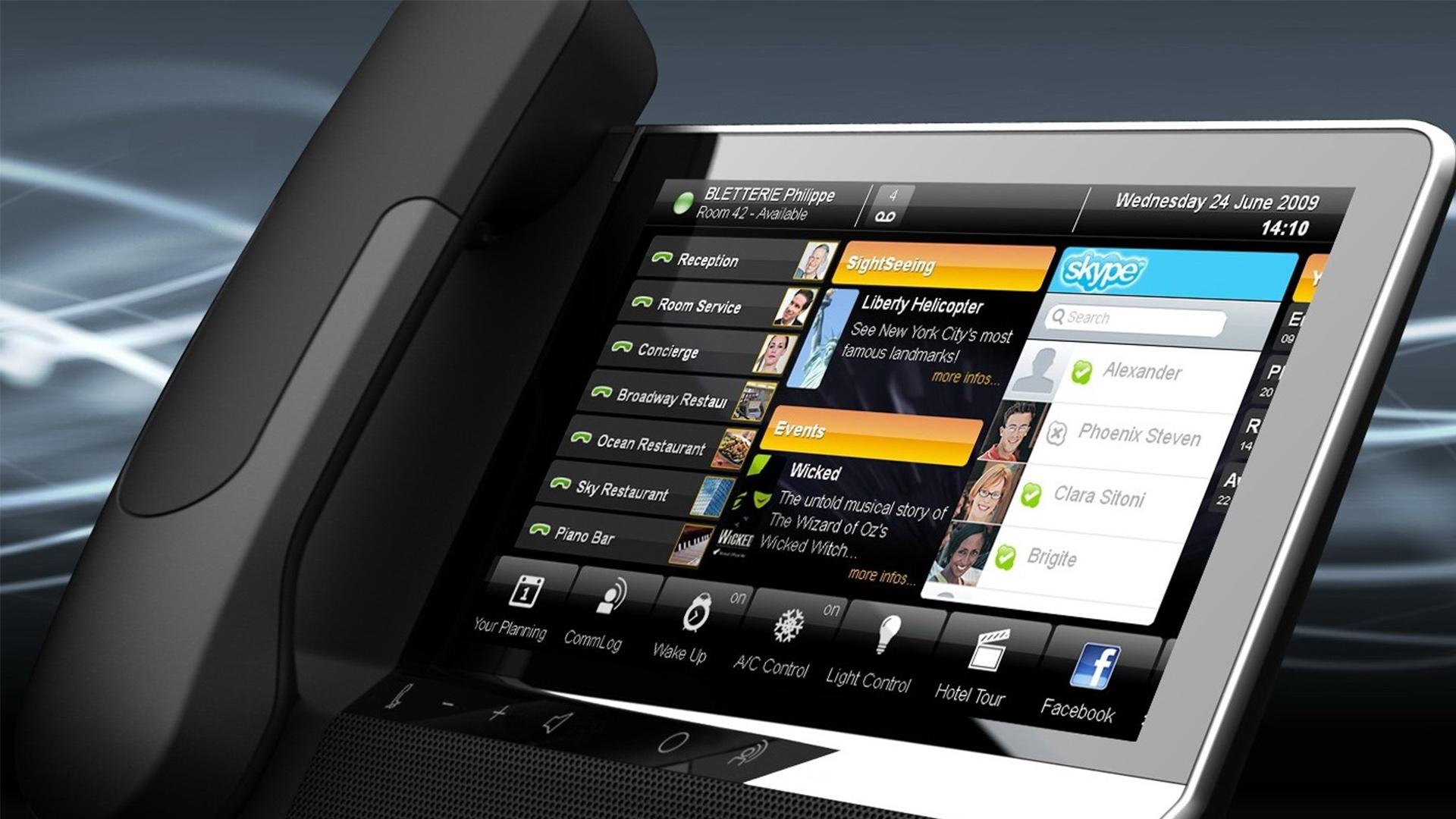 Alcatel Masa Telefonları, Fiyatları ve Servisi - Alcatel